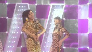 Wonder Girls - Nobody, 원더걸스 - 노바디, Music Core 20081004