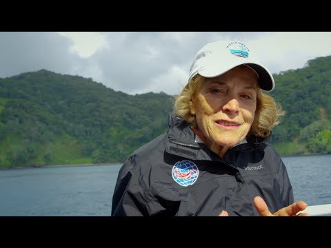 Divers Know Why the Ocean Matters - Dr. Sylvia Earle Talks Mission Blue