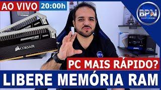 Como LIBERAR Memória RAM do seu PC e Deixa-lo Mais Rápido? screenshot 4