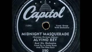 Alvino Ray Mama Blues / Midnight Masquerade YouTube Videos