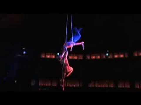 Duo Adamo- Duo Aerial Straps, Andrew Adams & Erika Gilfether