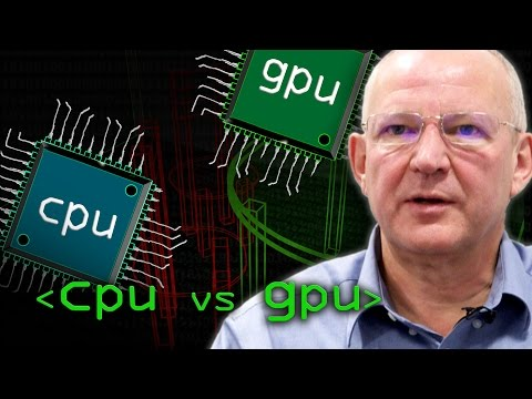 CPU vs GPU (What