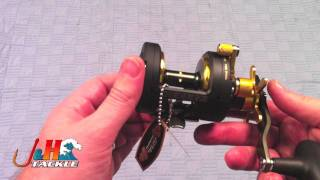 Penn Fathom FTH12 Star Drag Reel - J&H Tackle