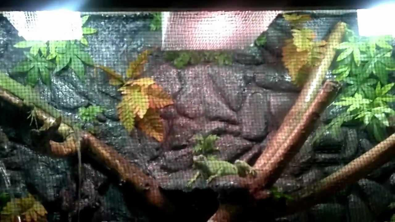 Terrario para mis iguanas youtube - Como construir un terrario ...