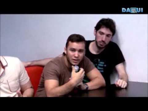 Sons da Gente com a banda Bratislava