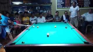 dodong diamond vs efren bata reyes tanza cavite part 1