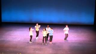BOBA VCN UCI 2015 Debut Pre-show Performance