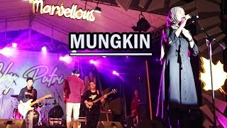 Mungkin - Melly Goeslaw Feby Putri Cover at MAN 2 Tulungagung