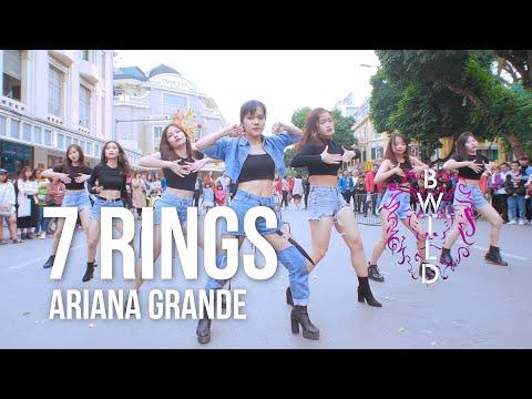 [DANCING IN PUBLIC] Ariana Grande (7 rings) – (G)I-DLE 수진(SOOJIN) Dance Cover Khleenh B-Wild Vietnam