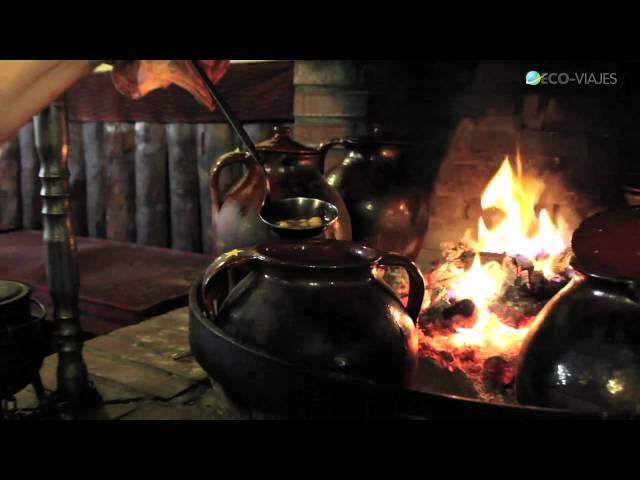Restaurante Casa Marga: El cocido tradicional