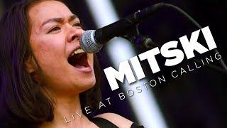 Mitski At The 2017 Boston Calling Music Festival (Full Set)