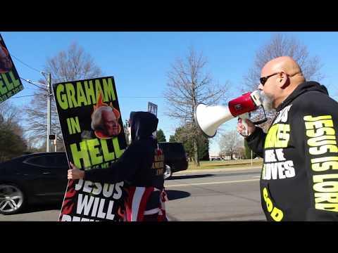 West Boro and Ruben Discuss Billy Graham