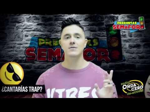 Joey Montana en Preguntas Semáforo – Entrevista