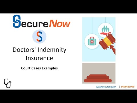 Doctors' Professional Indemnity Insurance - Court cases ...