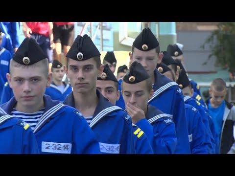 Учения по гражданской обороне в Туапсинской кадетской школе и филиале РГУПС