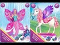 Barbie Magical Fashion Dress Up Part 1 - top app demo for kids - Ellie