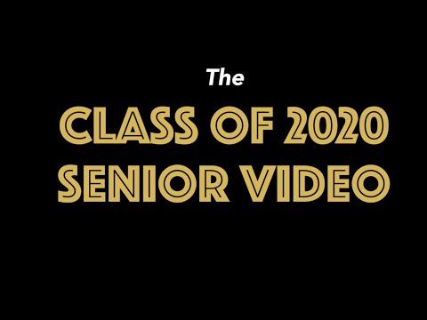 Bergen County Academies Class of 2020 - Senior Video