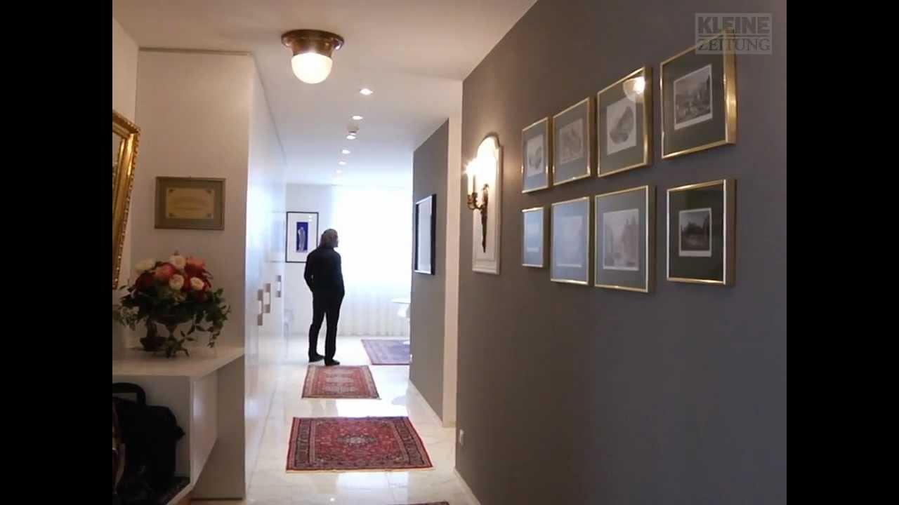 Mein Zuhause: Alte Kunst modern in Szene gesetzt - YouTube