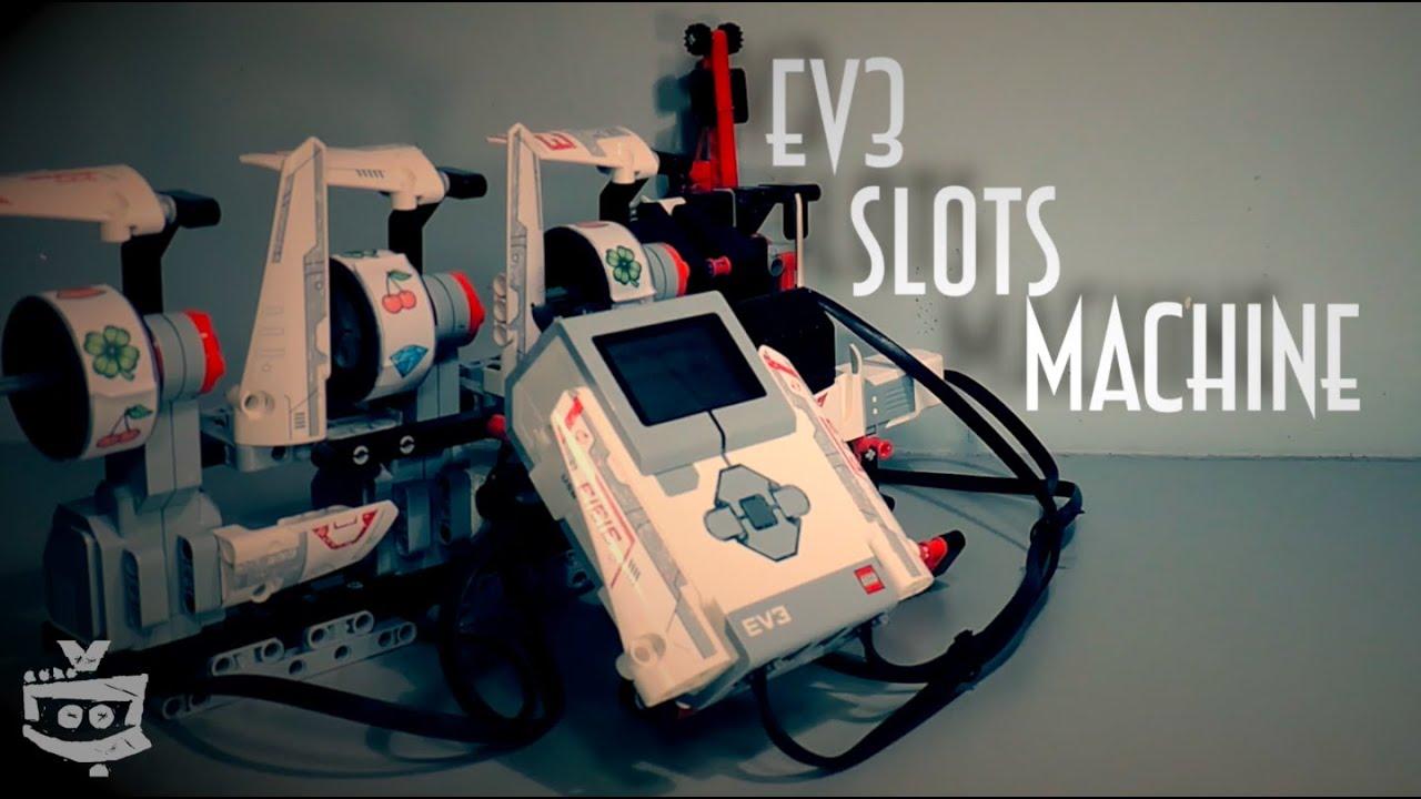 Lego Mindstorms EV3 Slots Machine- Lego Mindstorms ...