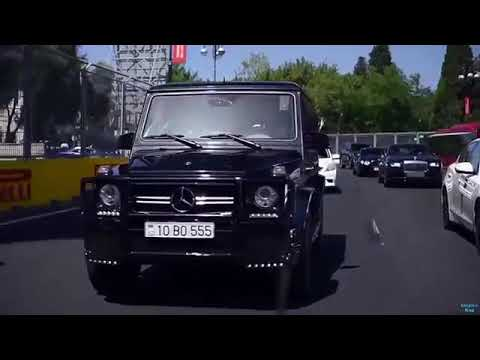 Mafia || Azerbaijan Car Collection 2018