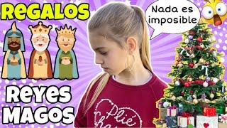 INDY ABRE REGALOS DE LOS REYES MAGOS 🎁 Solamente recibo UN REGALO que creía que era INALCANZABLE