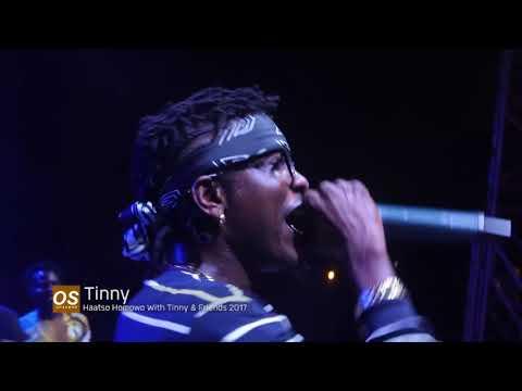 TINNY Performance @ Haatso Homowo 2017
