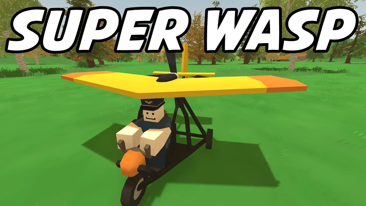 how to fly planes in unturned