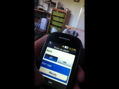 Samsung B3410 review