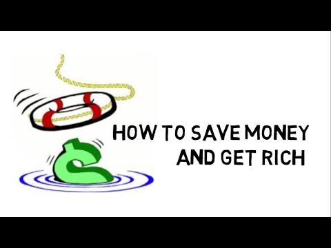 HOW TO SAVE MONEY AND GET RICH(HINDI) - THE RICHEST MAN IN BABYLON