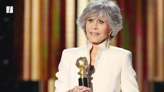 Jane Fonda Demands Representation