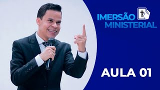 AULA 01 - 3 MENTIRAS QUE TE IMPEDEM DE TER UMA VIDA CRISTÃ VITORIOSA