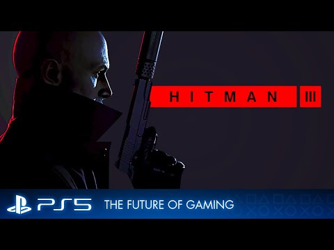 Hitman 3 World Premiere Sony Ps5 Reveal Event Youtube