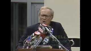 Ernie Harwell 1981 Ford C. Frick Award Speech