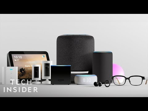 Amazon's 2019 Alexa Devices Event In 5 Minutes