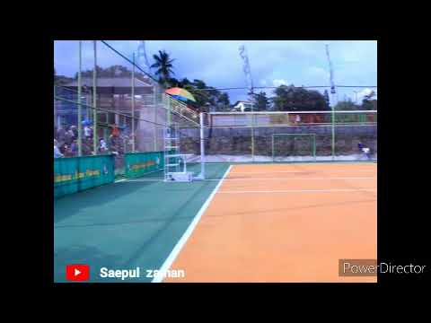 FINALL TURNAMENT SEMI OPEN WAHANA ALAM PARUNG Andapa vs Garseda Part 1