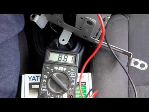 Nissan Almera N16 Mp3 эмулятор CD ченжера + Aux