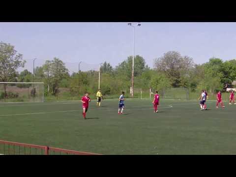 Lokomotiva - Radnički NBG 0:4 (Prva liga kadeta Beograda)
