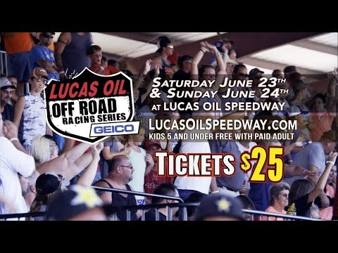 Lucas Oil Off Road Racing Series is coming to Wheatland, MO - June 23rd & 24th
