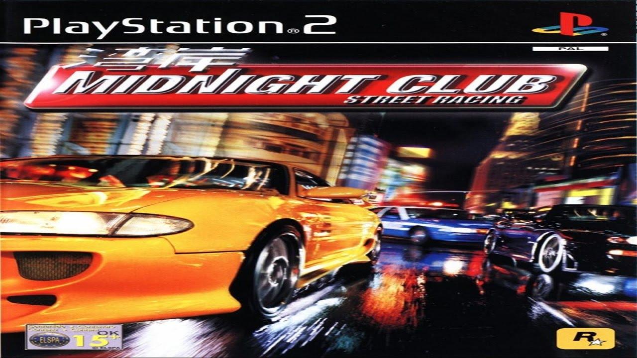 Midnight Club Street Racing PS2 Gameplay