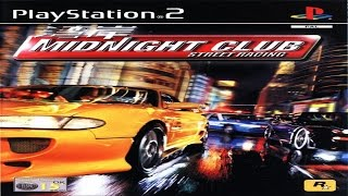 Midnight Club Street Racing PS2 Gameplay