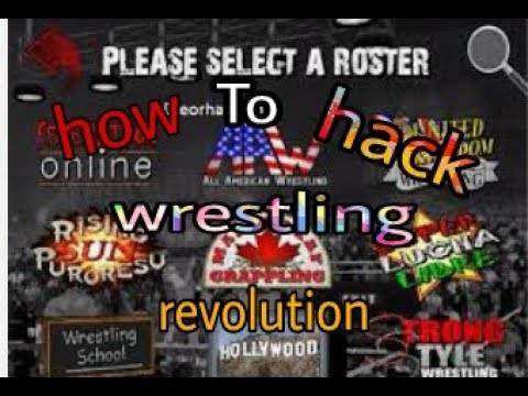 How To Hack Wrestling Revolution 2d Download Apk By My Kids Channel