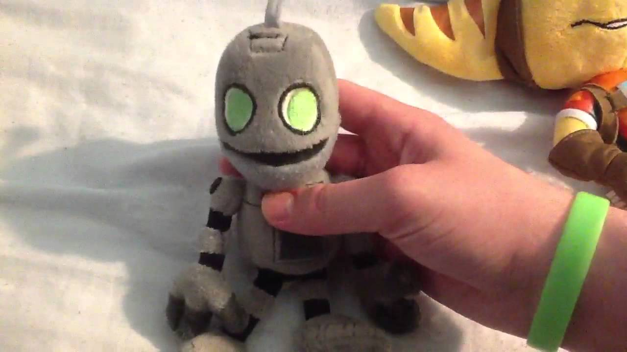 Ratchet And Clank Plush Toys Youtube
