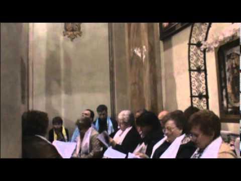 2012-03-16: Adorazione Cantata Al Santuario Della Fontana Di Sannazzaro De' B. (PV)