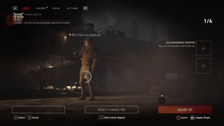 Call of Duty WWII Zombies: The Darkest Shore High Round Attempt With Kyle!