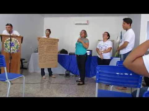 Dinâmica - VI Conferencia Municipal de Saúde de Vila Boa.