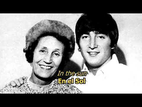 Julia - The Beatles (LYRICS/LETRA) [Original]