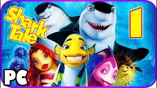 Shark Tale Game Walkthrough Part 1 (PC) Movie Game Full [1 of 7] HD