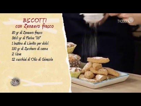 Biscotti Di Natale Quel Che Passa Il Convento.Biscotti Con Zenzero Fresco In Due Minuti Youtube