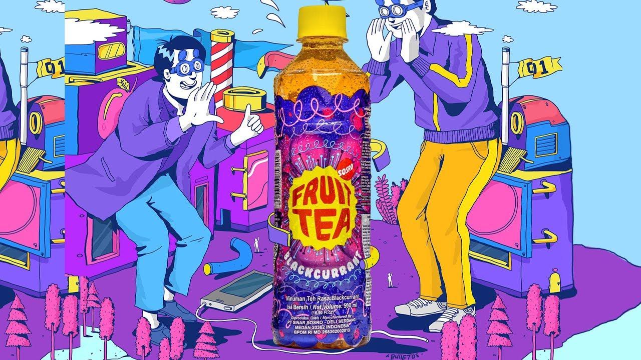 What's up with Fruit Tea on Tik Tok ||  Flashtik.com