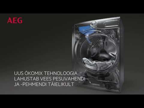 AEG ÖkoMix-tehnoloogia